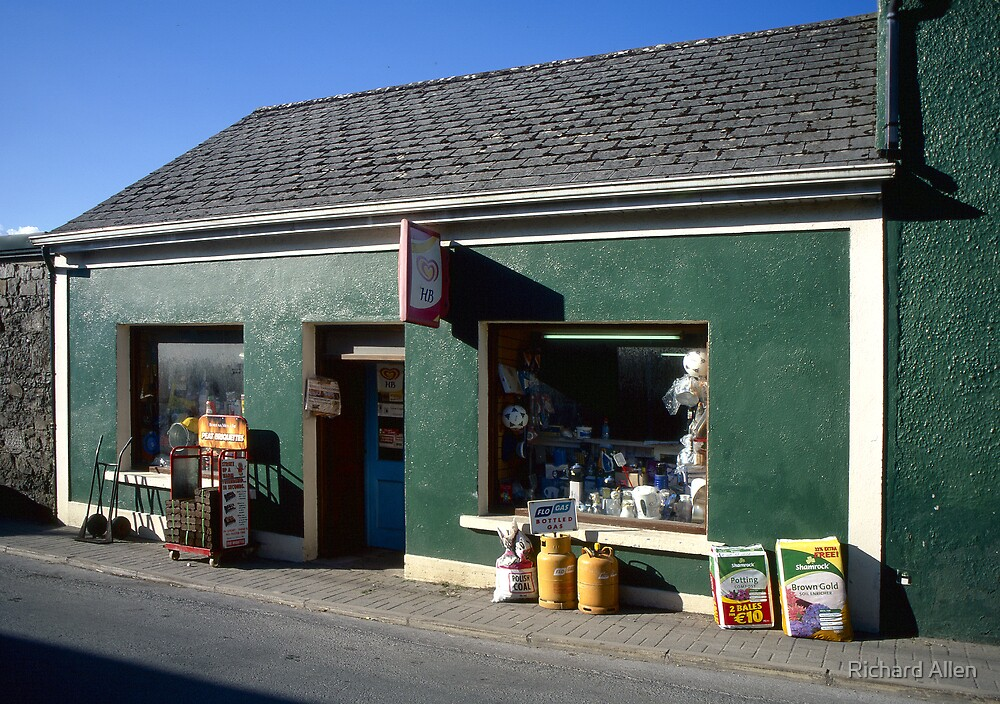 A typical Irish shop by Lea Valley Photographic