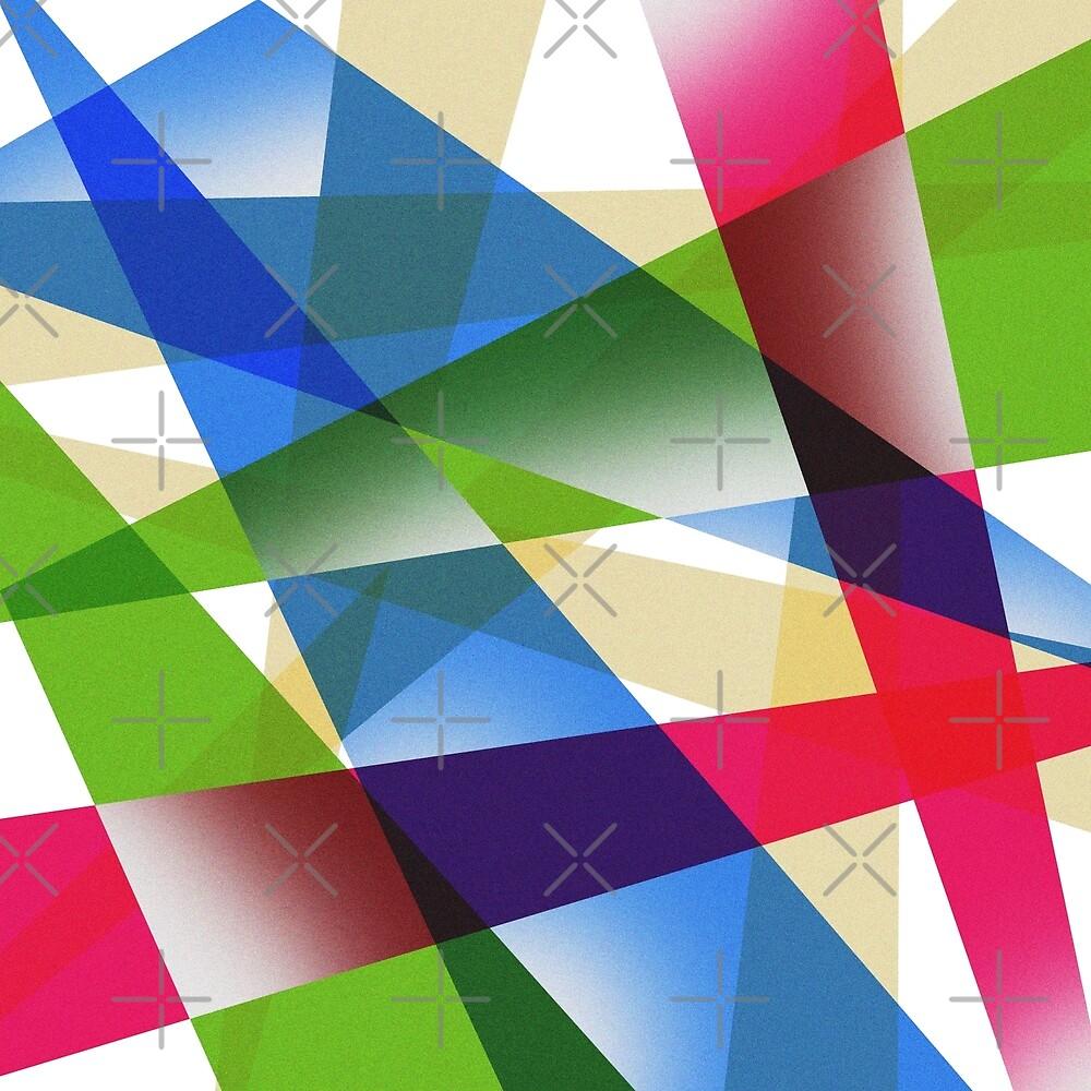 Geometric Fractal Prism by tobiasfonseca
