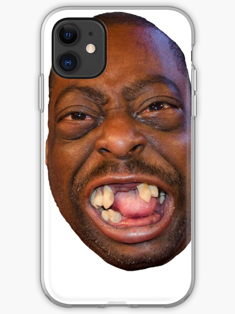 Beetlejuice Head Lester Green Stern Show Iphone Case Cover By Tyrodesign Redbubble