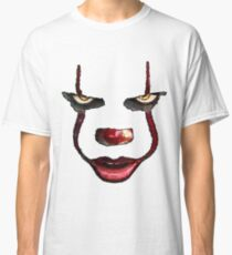 Stephen Kings Pennywise IT Classic T-Shirt