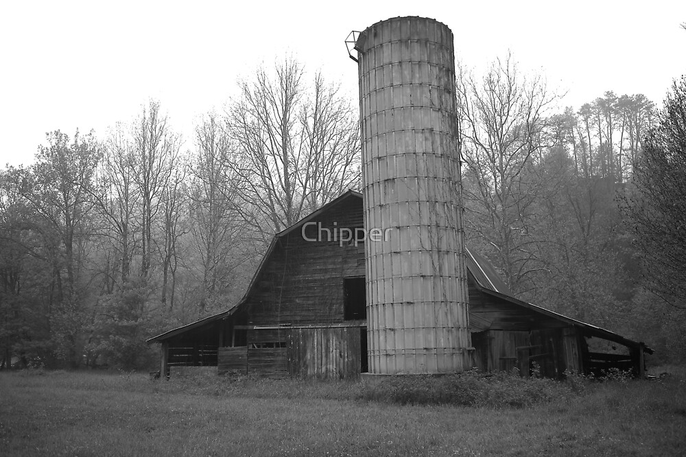 Soco Road Barn by Chipper
