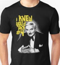 The Great Santini - Columbo Inspired Design Unisex T-Shirt