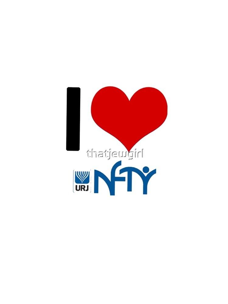 I love nfty by Annie Rosenthal