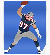 Gronk Spike Poster