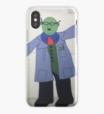 Dr Bunsen Honeydew iPhone Case/Skin
