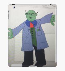 Dr Bunsen Honeydew iPad Case/Skin