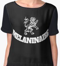 Melaninaire Women's Chiffon Top