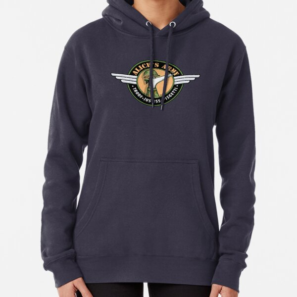 Alice's Army! (profits to Greyhound Adoption Program New South Wales) Pullover Hoodie