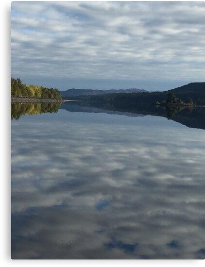 Loch Laggan 3 by BigD13