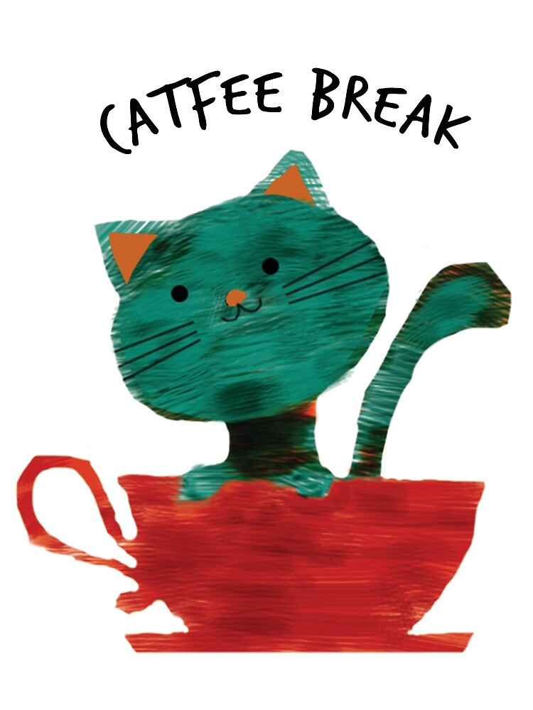 Catfee Break by cocolocco
