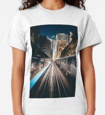 railway station Classic T-Shirt
