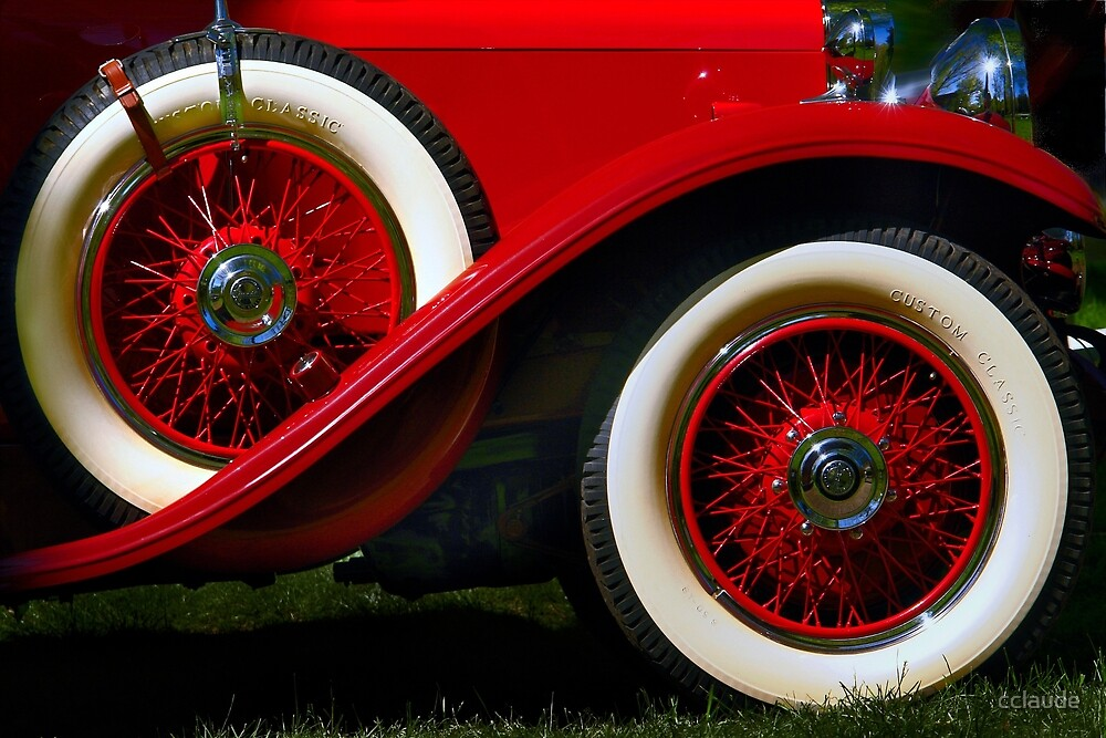 Franklin Wheels by cclaude