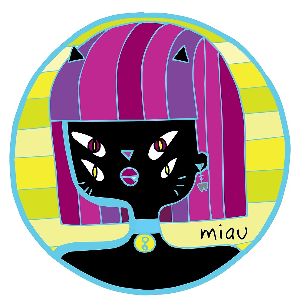Miau!!! by mostracolor
