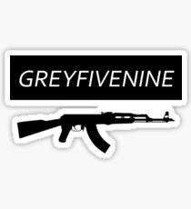 SuicideBoys Ak-47 Sticker