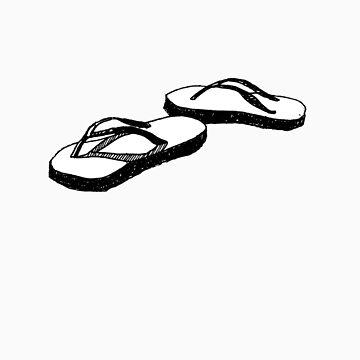 sandals by samael