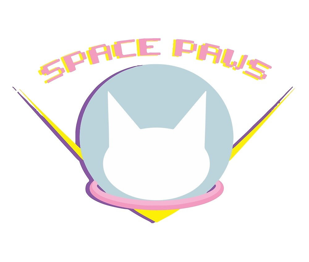 Team Space Paws Emblem by Neelburt