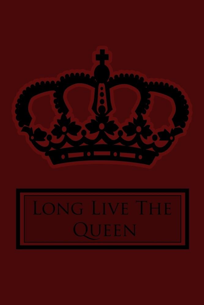 """Supernatural Abbadon """"Love Live The Queen"""" by Julie LaRue"""