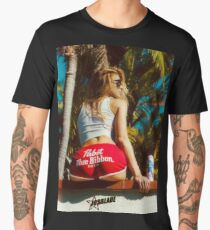 Surfer Girl ★ Men's Premium T-Shirt