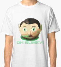 'Oh Blimey' - The Legend Frank Sidebottom Classic T-Shirt