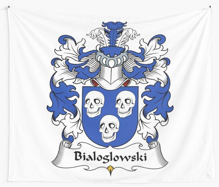 Bialoglowski by HaroldHeraldry