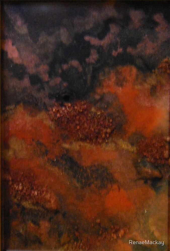 Kimberley Layers - Earth Grounding by RenaeMackay