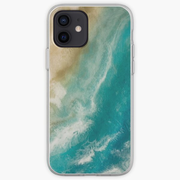 Ocean Waves iPhone Soft Case