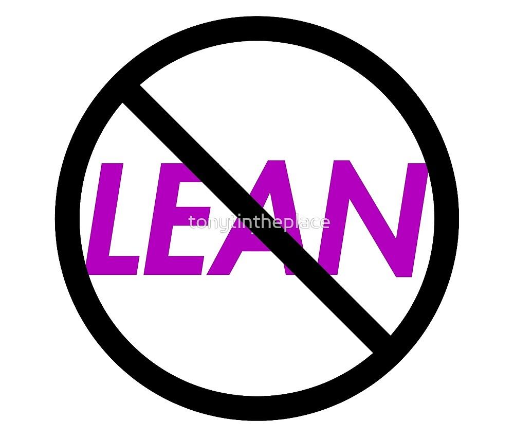 Anti-Lean by tonytintheplace