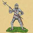 Fifteenth Century English Knight by Richard Fay