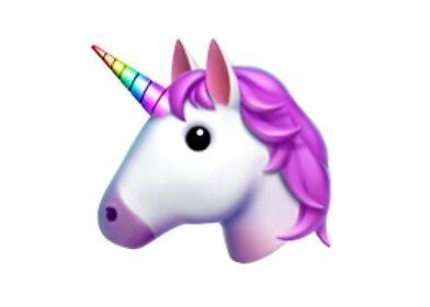 unicorn emoji by hloverman