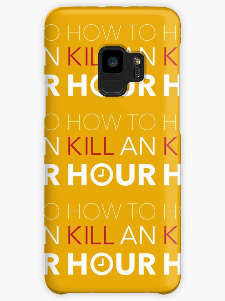 How To Kill An Hour Storefront by HowToKillAnHour