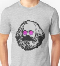 ROSE-COLORED GLASSES KARL MARX T-Shirt
