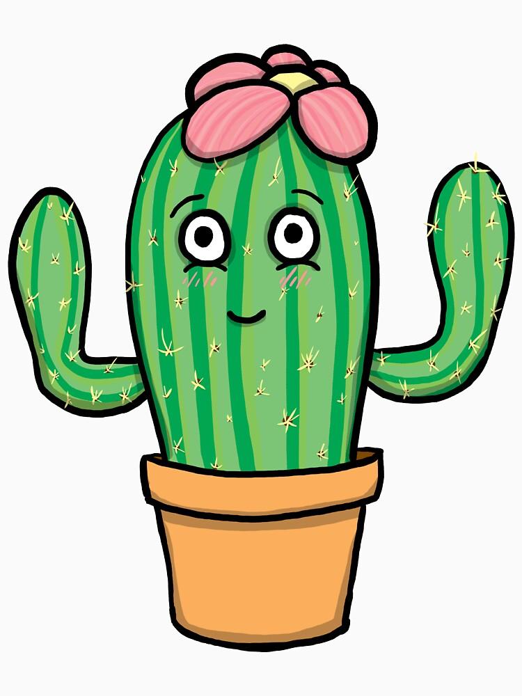 Cactus by Zahmbei