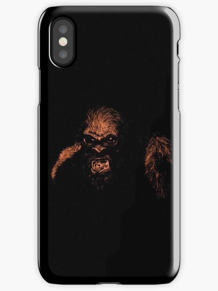 Bigfoot No: 1 by CarolineArts