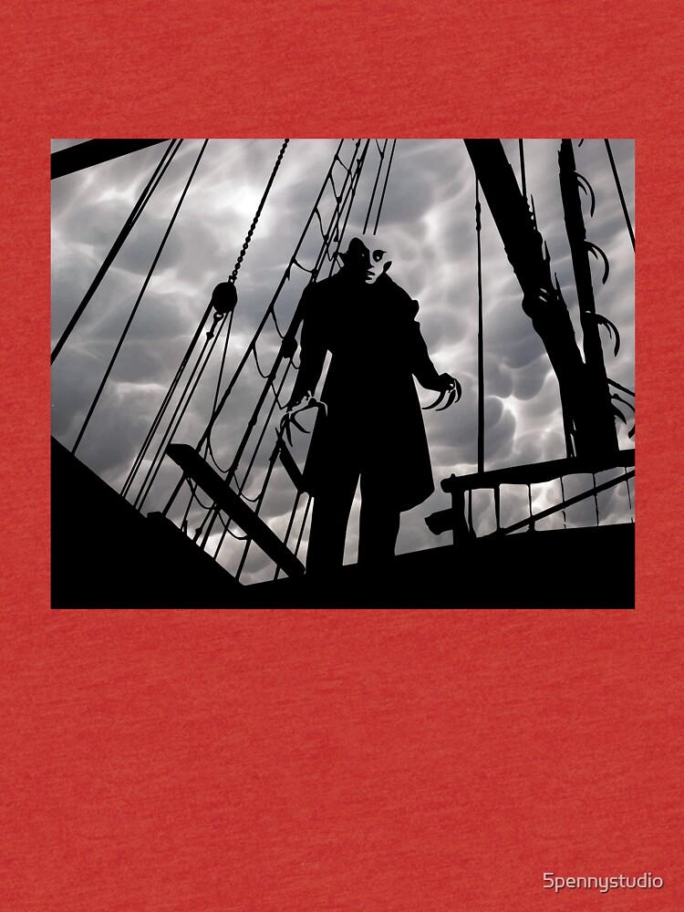 Nosferatu - Immer noch der gruseligste Vampir von 5pennystudio