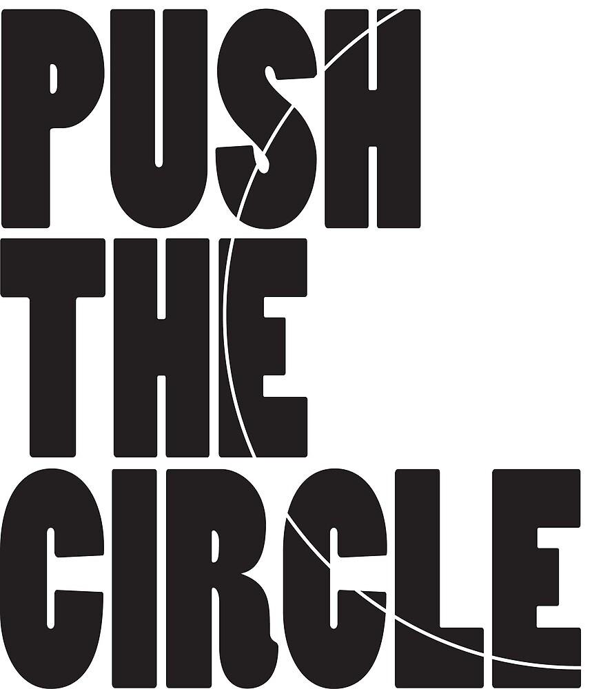PUSH THE CIRCLE - PUBG by Doualoua