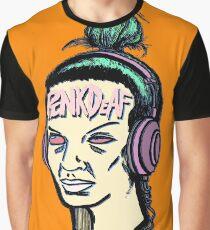 DEAFHEAD Graphic T-Shirt