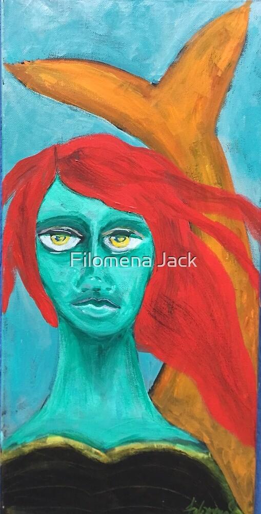 Miranda Mermaid by Filomena Jack