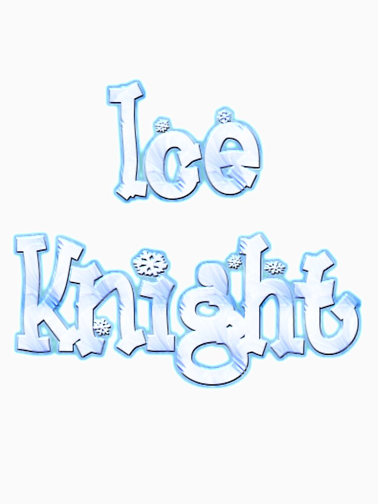 Ice Knight Logo by KrazyKlowns