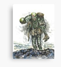 Hacksaw Ridge Canvas Print