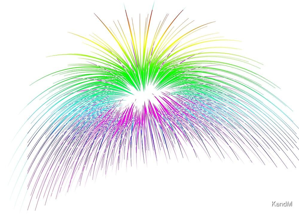 Fireworks by KandM
