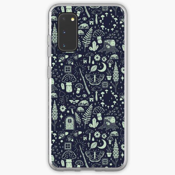 Fairy Garden: Mitternacht Samsung Galaxy Flexible Hülle