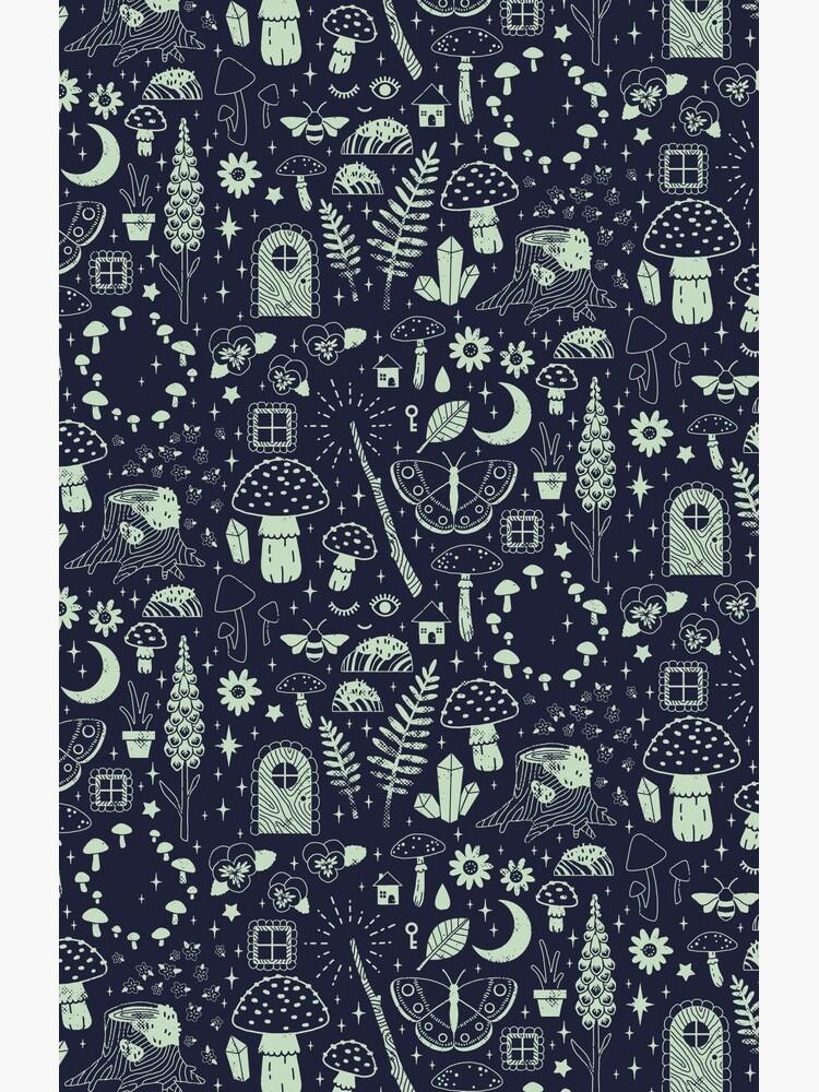 Fairy Garden: Midnight by LordofMasks