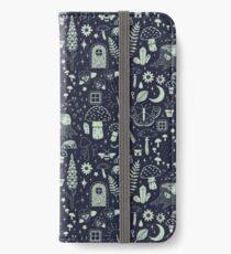 Fairy Garden: Midnight iPhone Wallet/Case/Skin