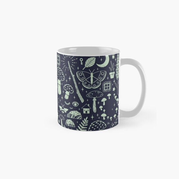 Fairy Garden: Midnight Classic Mug