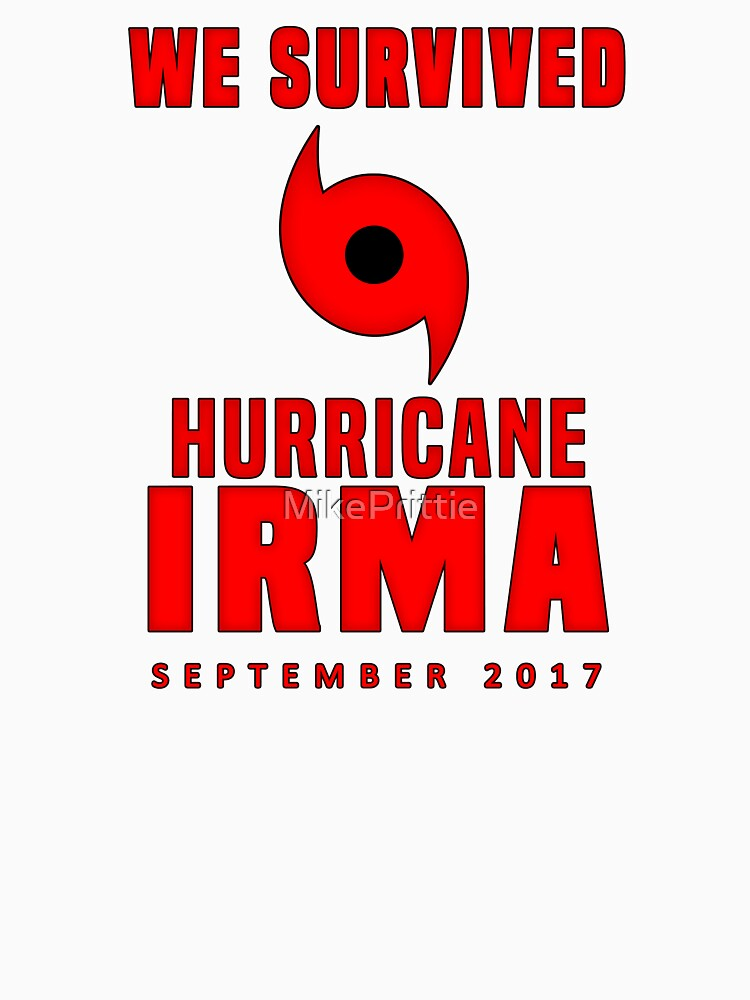 We Survived Hurricane Irma by MikePrittie