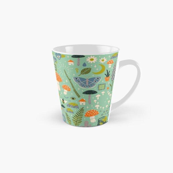 Fairy Garden Tall Mug