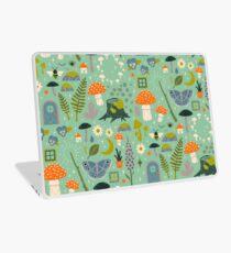 Fairy Garden Laptop Skin