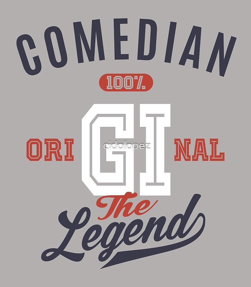 Comedian Original by cidolopez