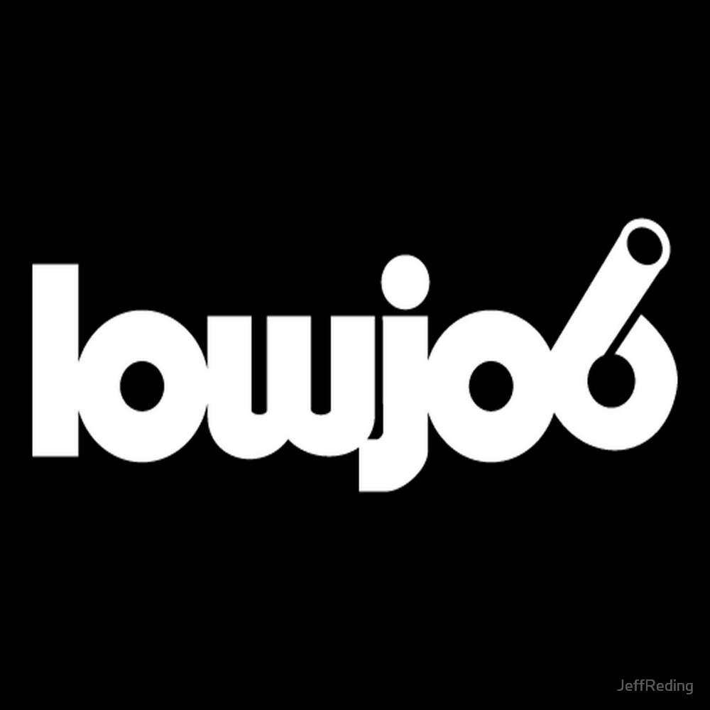 Low job white by Jeff Reding