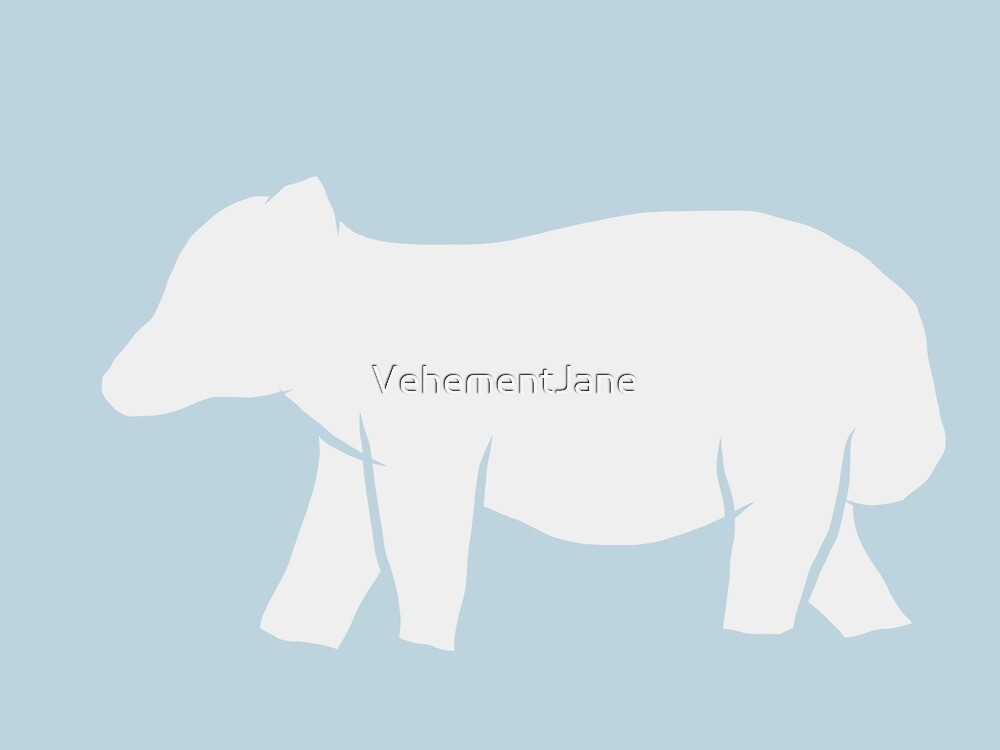 Polar Bear by VehementJane